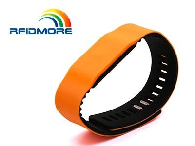 W-S06 Silicone Wristbands